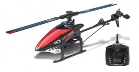 Walkera Master CP 3D Gyro Hubschrauber mit 2,4 Ghz Sender Devo 7
